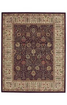 The World S Best Ing Hand Tufted Rug Inspired By Persian Motifs Traditionally Found Only In