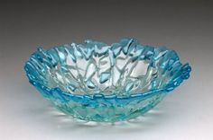 Image result for recycled glass art
