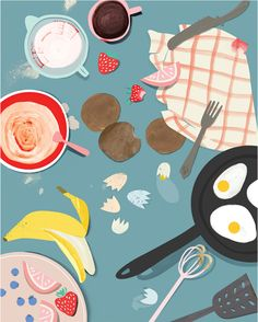 Breakfast Mess - Emily Isabella