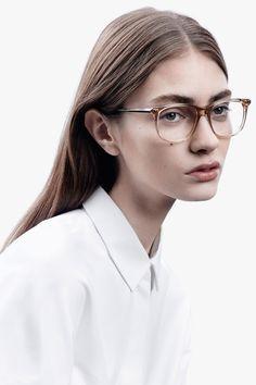 Victoria Beckham Eyewear   Large Fine Man