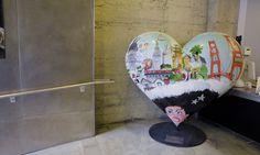 San Francisco - Museums & galleries - Cartoon Art Museum