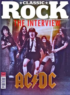 INTERVIEWS OF CLASSIC ROCK Good Music, My Music, Thunder From Down Under, Classic Rock Bands, Bon Scott, Angus Young, Sounds Good To Me, Beetlejuice, Ac Dc