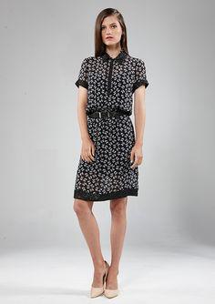 Land of Spells Dress - Love it! Short Sleeve Dresses, Dresses With Sleeves, Dresses For Work, Fashion, Moda, Gowns With Sleeves, Fashion Styles, Fasion
