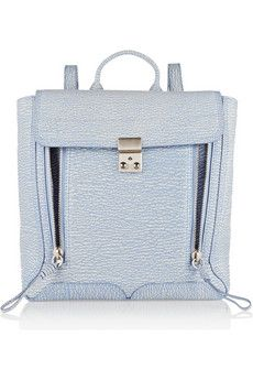 3.1 Phillip Lim The Pashli textured-leather backpack | Don't worry I have your BAG! |  @marcelaalfonzo