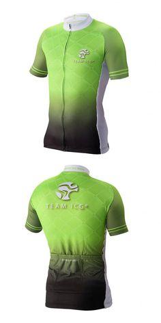 Team ICG Neon Green: Mut zur Farbe!