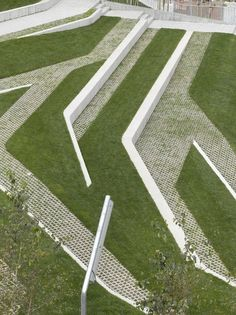 Imagem 4 de 21 da galeria de Praça San Martín de la Mar / Zigzag Arquitectura. Fotografia de Roland Halbe