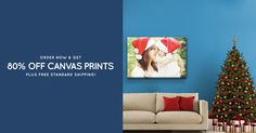 You're on the nice list this year! Get 80% off plus free standard shipping! Exclusions apply. Sale ends 12/27. http://www.easycanvasprints.com/single-canvas?utm_campaign=TWSOCNICELIST80FS&pcode=473437446253633279554D453758517A536D2F6A555470687076523642772B7A