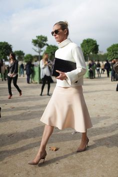 Paris Fashion Week 2014 #streetstyle