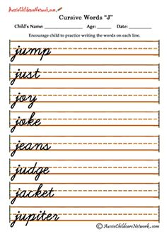 free cursive handwriting worksheets 6 7 years old pinterest cursive handwriting. Black Bedroom Furniture Sets. Home Design Ideas