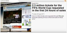 official_ticket_announcement_for_brazil_2014_world_cup #brazil2014 #sport #worldcup #betting #tips #updates #SMS #cup #FIFA  JOIN THE WORLD CUP WITH http://prowintips.com