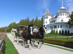 Mackinac Island I knew was haunted, but I never knew how much!