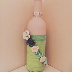 Color vase