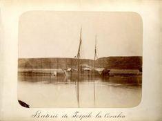 Baterii de torpile la Corabia