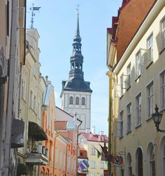 Tallinn, Estonia  | #travel #Baltic #Estonia