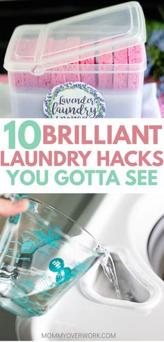 Looking on Pinterest for laundry tips for my group of busy moms. This great post covers exactly what we need: simple cleaning recipe to get rid of the smell of washing machine from many loads. Also great way to save money with homemade fabric softener. Going to try folding idea with my kids and the dryer tricks. Heard about the miracle stain remover and I know it works. Loved this post! #laundrytips #laundrystainremoval #cleaning #cleaningtips #homemaking #homemakingtips #cleaningtips…