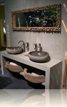 Arredo Bagno  Bath Furniture on Pinterest  Teak, Cows and Ceramics