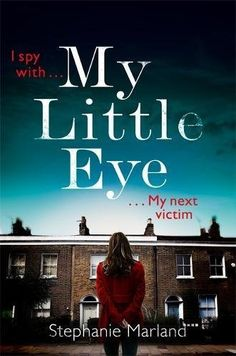 My Little Eye by Stephanie Marland (aka Stephanie Broadribb) is the first new in the new Starke & Bell crime thriller series. Books To Buy, I Love Books, Great Books, New Books, Books To Read, I Love Reading, Reading Lists, Book Lists, Reading Boards