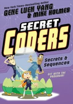 Secrets & Sequences - This title is not available in Middleboro right now, but it is owned by other SAILS libraries. Follow this link to place your hold today!