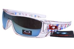 91ec6c0fca86 Oakley Fuel Cell Sunglasses Transparent Frame Steelblue Lens is on sale