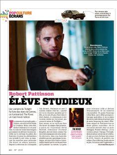 Short Interview with Robert Pattinson in VSD Magazine (France) – Scan + Translation  http://thinkingofrob.com/2014/06/06/short-interview-with-robert-pattinson-in-vsd-magazine-france-scan-translation/
