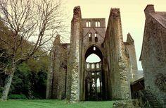 Abbaye de Hambye, Manche - France