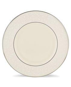 Lenox Pearl Innocence Dinner Plate