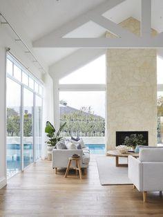 Modern Coastal, Coastal Living, Home And Living, Simple Living, Brick Studio, Coastal Homes, Coastal Farmhouse, Modern Farmhouse, Coastal Country