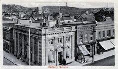 1910 Trader's Bank, Sudbury ON Sudbury Canada, Back In The Day, Ontario, Louvre, City, Building, Pretty, Photos, Travel