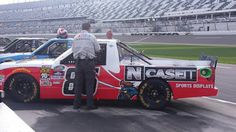The NASCAR News Source: Improvement Evident in Brandon Brown