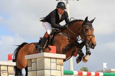 Nick Skelton has such cool horses! Like Big Star <3