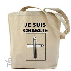 Je Suis I Am Charlie Support France Tote Bag