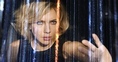 Lucy, Luc Besson's latest film features a strong female heroine and no shortage of gunfights and car chases. We follow the title character — a naïve American living in Taipei [Scarlett Johansson] as she's forced to be a drug mule for the mob. Her captors surgically insert the drugs into her abdomen; the package breaks loose, and the narcotic starts flooding her system. Suddenly, our heroine develops a genius-level IQ, a scary facility with firearms and the fighting prowess of an MMA…