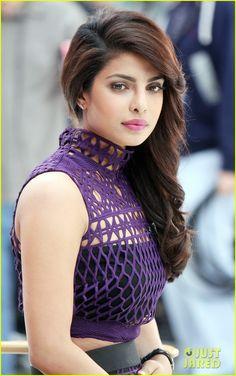 Quantico's Priyanka Chopra Compares Character to Jack Bauer
