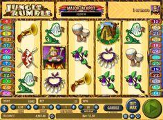 Jungle Rumble - http://darmowe-kasyno-gry.com/maszyna-do-gier-jungle-rumble-online-za-darmo/