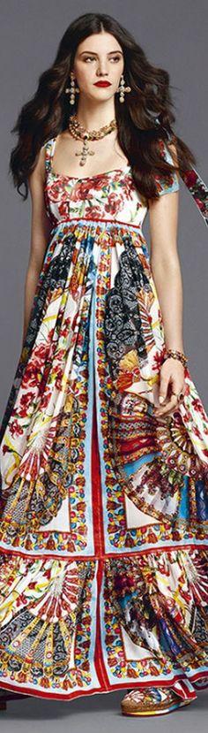 Dolce & Gabbana SS15'