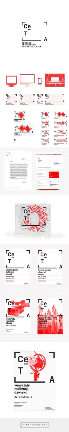 CeTA on Behance - created via https://pinthemall.net