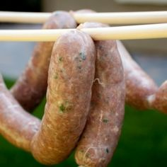 How to Make Beer Bratwurst: Sausage making, step by step.