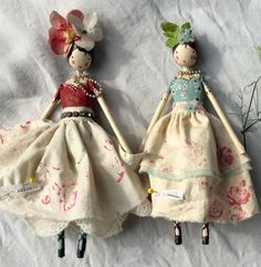 Fairies from The Magpie and the Wardrobe
