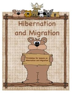 Hibernation and Migration Literacy Centers