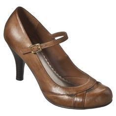 Brown mary janes - been looking for a pair of these forever.