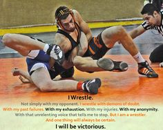 Pin by kimberly dorsett on wrestling wrestling mom, wrestling quotes, sport Olympic Wrestling, College Wrestling, Wrestling Team, Wrestling Shirts, Wrestling Quotes, Basketball Quotes, Best Wrestlers, My Champion, Sports Mom