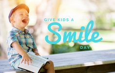 Give Kids a Smile Day Offers Free Dental Care to at risk Children Across the United States. Find a clinic near you, donate to help children in need, or learn more. (( FREE homeschool printable))