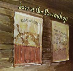 Jazz at the Pawnshop [Vinyl LP] - Arne Domnerus, Bengt Hallberg, Georg Riedel, Egil Johansen, Lars Erstrand