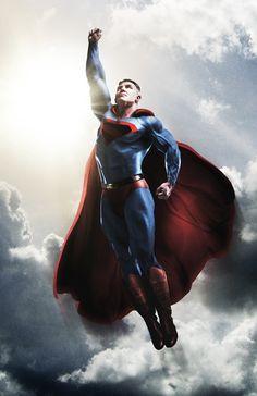 Superman by Scott Harben