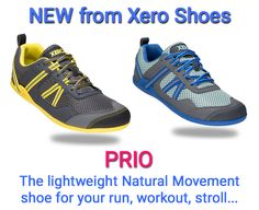 VERY cool new #running and #fitness shoes from @XeroShoes! You can >>WIN<< a pair at http://xeroshoes.com/priolaunch