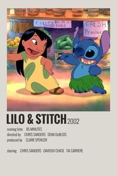 Y'all Want This Lilo And Stitch Live Action Remake? Iconic Movie Posters, Disney Movie Posters, Film Disney, Minimal Movie Posters, Iconic Movies, Cinema Posters, Disney Minimalist, Minimalist Poster, Poster Wall