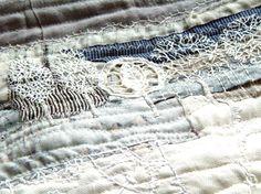 The Textile Cuisine: More snow / Więcej śniegu