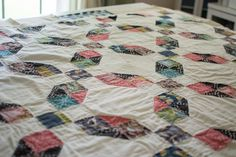 Show Off Saturday Linky Party... and my current WIP quilt — SewCanShe | Free Daily Sewing Tutorials
