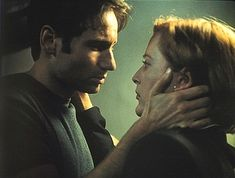 Mulder and Scully - the-x-files Photo