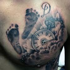 Resultado de imagen para tatuajes de relojes 3d